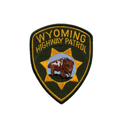 Wyoming Highway Patrol Assists In Capture Of Bank Robbery Suspect