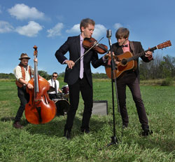Sweetwater County Concert Association presents The Abrams Brothers November 1; Like the Sweetwater County Concert Association on Facebook and you could win tickets