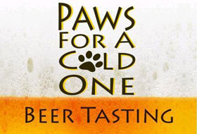 PAWS For a Cold One Chili Cook Off and Home Brew Tasting starts at 5:30 pm