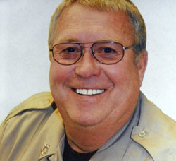 Sheriff Rich Haskell announces reelection bid
