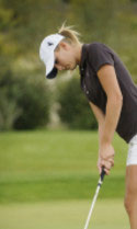 Cowgirls Close Out MW Championship; Woodard was the Cowgirls highest finisher tying for 14th