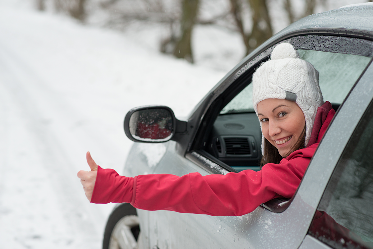 Dan's Tire Service brings you Winter Road Safety advice for all drivers