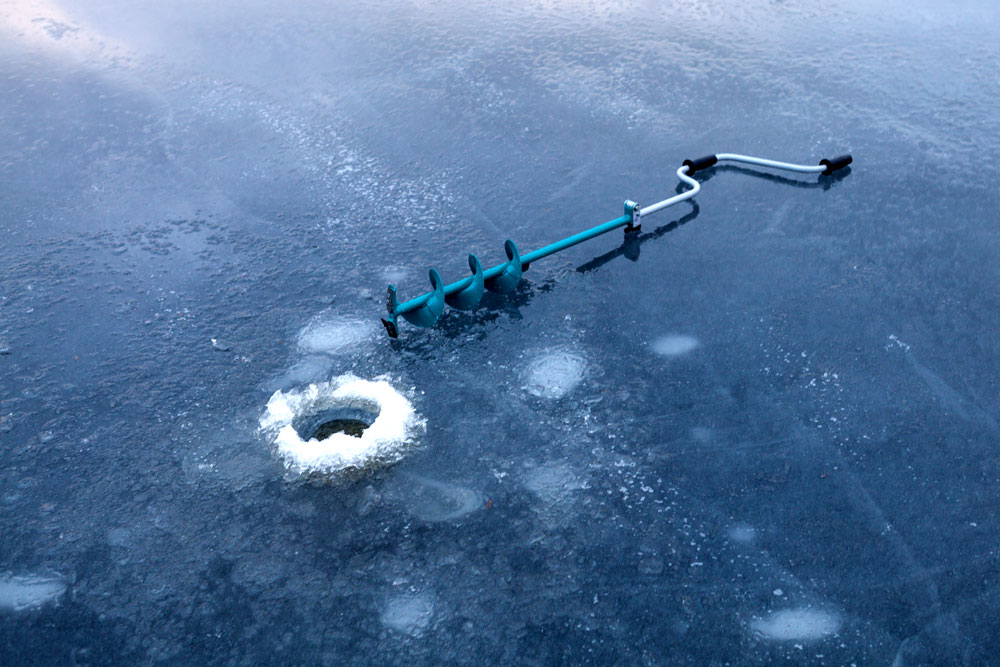 Sheriff's Office Reissues Safety Tips For Ice Anglers