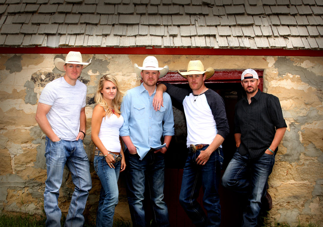 Chancey Williams & the Younger Brothers Band Will Perform at the Overland Stage Rodeo