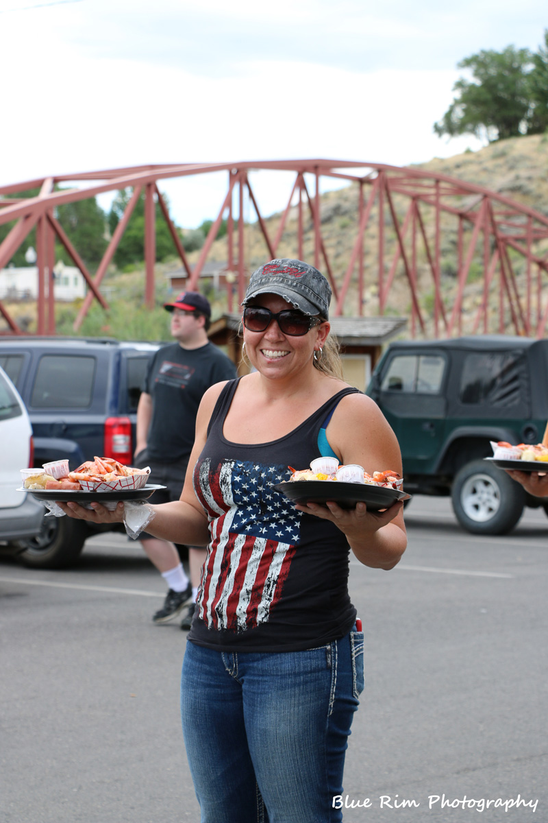 Green River Chamber's 14th Annual River Festival, A HUGE success