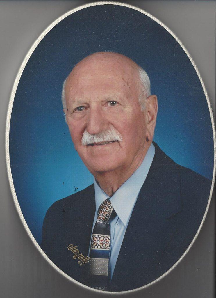Michael John Perri Sr (April 18, 1924 – April 7, 2016)
