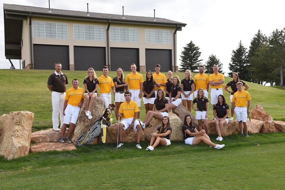 University of Wyoming Golf News