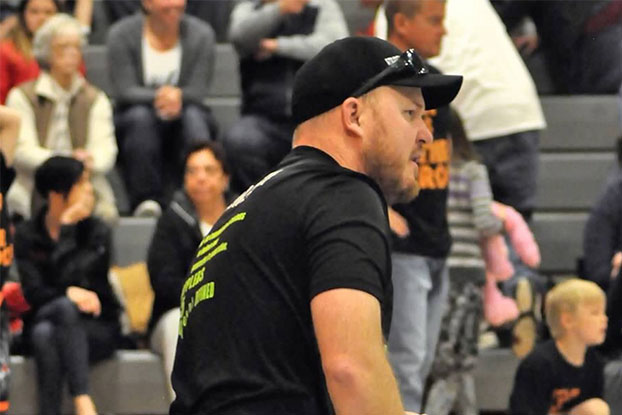 Green River Wolves Introduce New Head Wrestling Coach