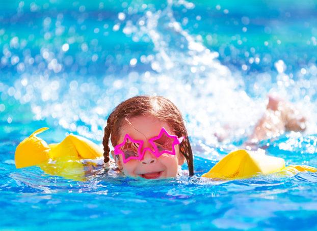 Let the Pool Parties Begin June 12