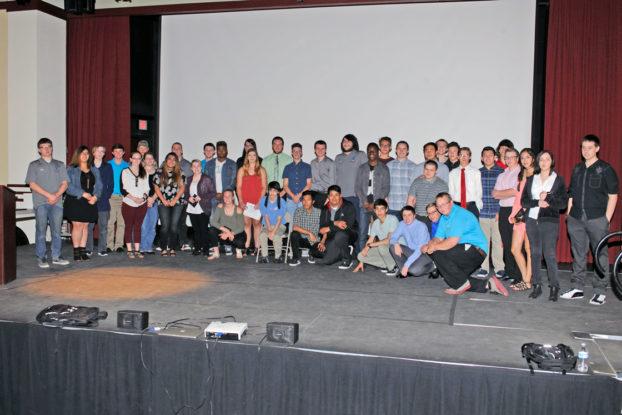 Rock Springs High School's Energy Resource Academy Hosts Awards Banquet