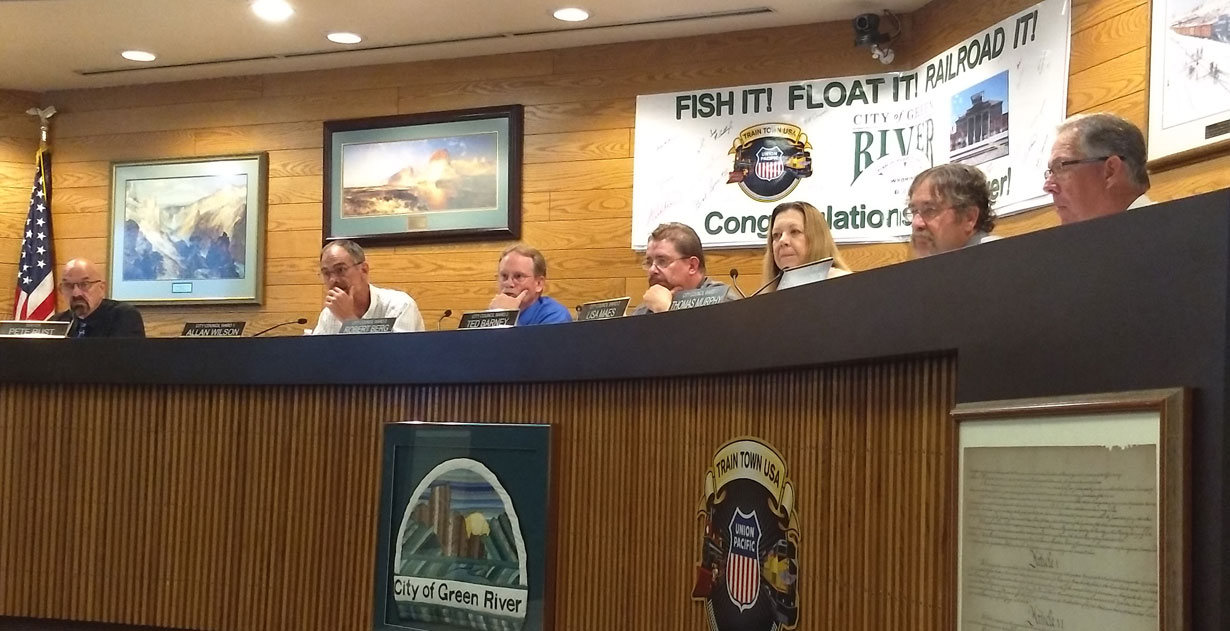 Green River City Council Hosts Budget Workshop Tonight