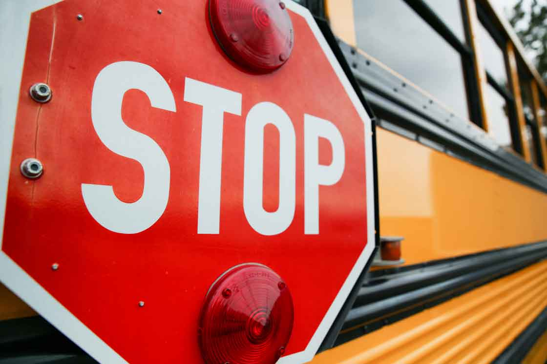 Driver Cited For School Bus Passing