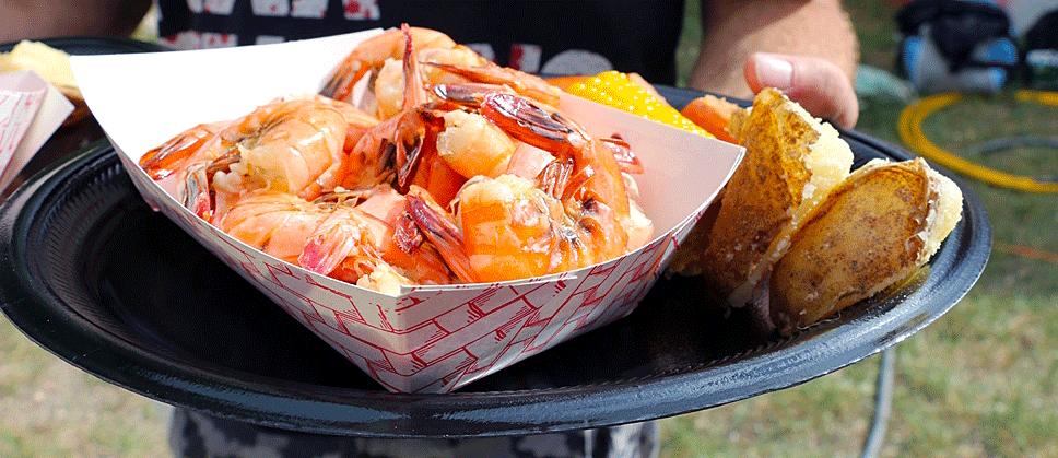 Shrimp, Micro Brews, & Fireworks (Oh My)!