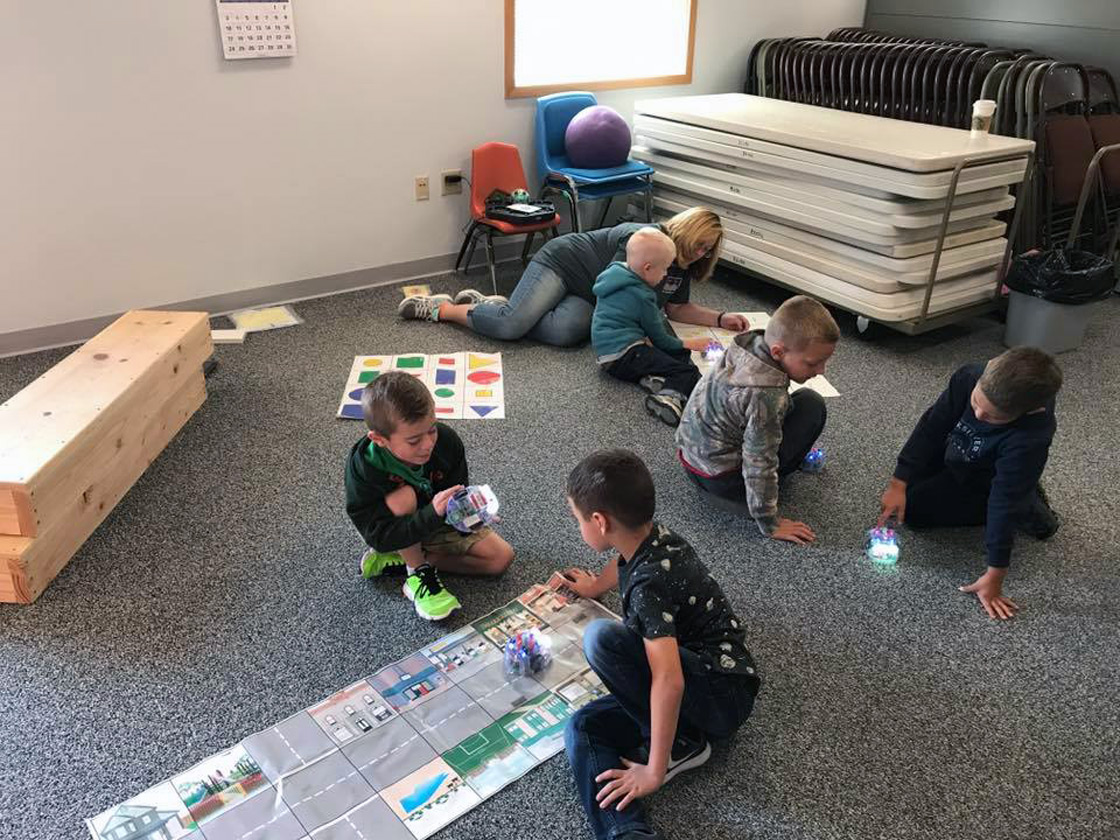 Students Participate In Robotics Event; More Tech Education In The Works