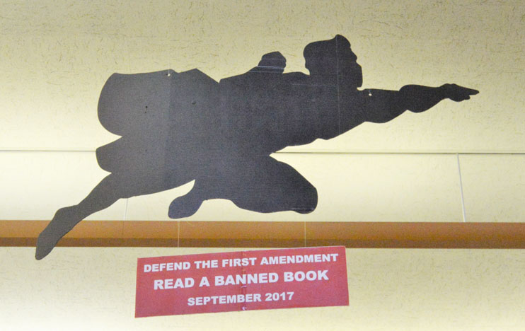 "Sweetwater County Library Reads ""Banned"" Children's Books in Celebration of Banned Books Week"