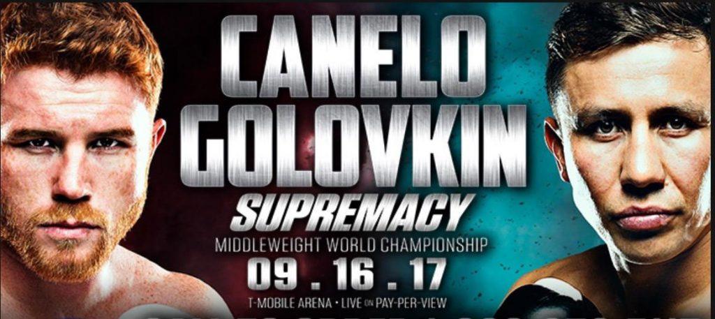 See Canelo VS Golovkin at Club 307!