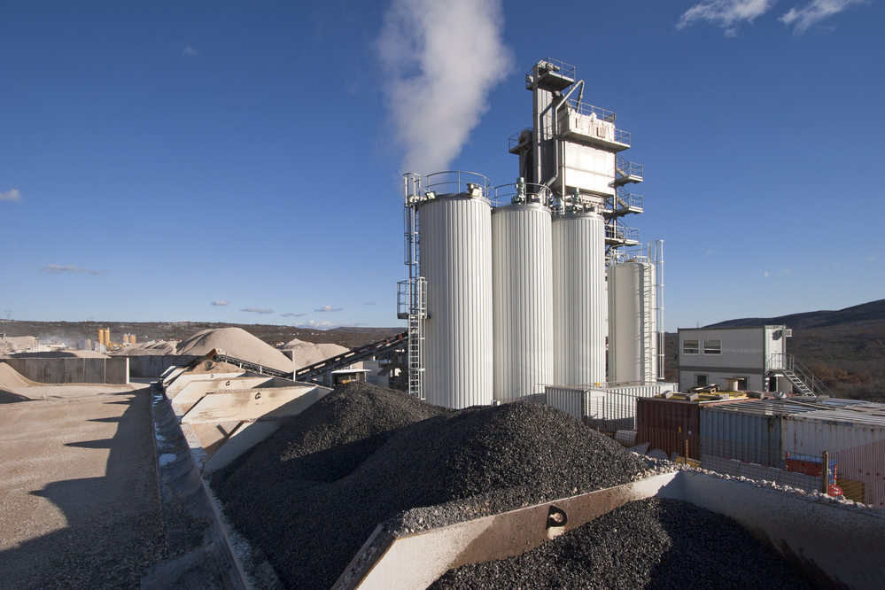 County Commissioners Approve Permit for Asphalt Batch Plant