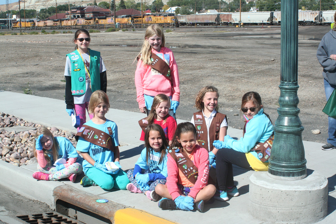 Girl Scouts Implement Water Quality Program