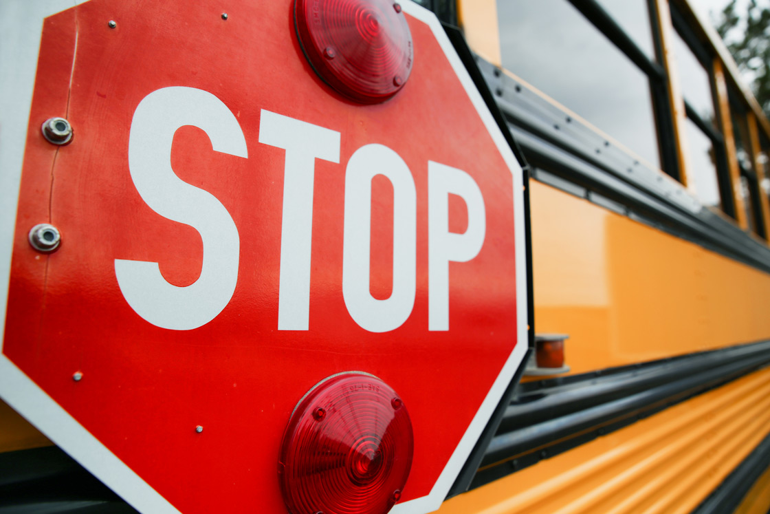 GRPD Issues School Bus Passing Citation