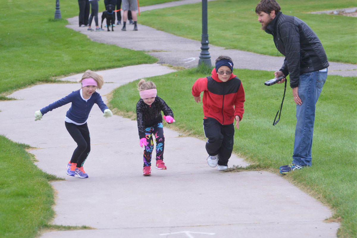 Wolves Cross Country Hosts 2nd Annual Fun Run