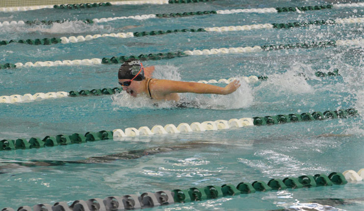 Green River Swim Team Takes First at Green River Invitational