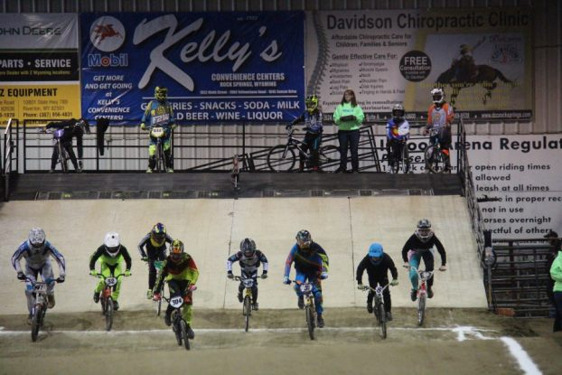 Sweetwater Events Complex Indoor Arena Usage Maxed Out