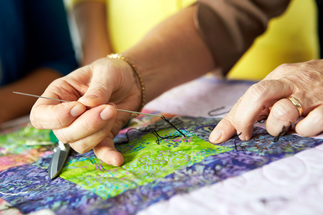 Quilters Asked To Exhibit Their Work