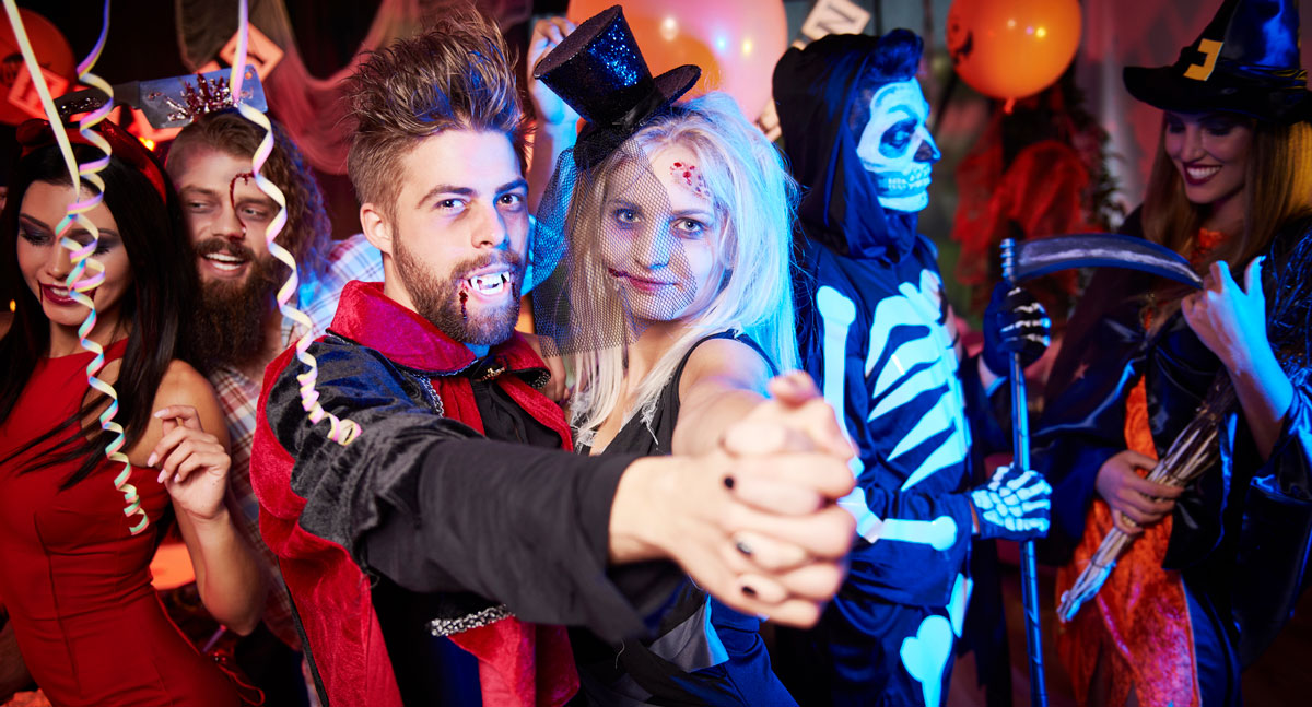 Bombers' Halloween All-Night Party Oct. 28