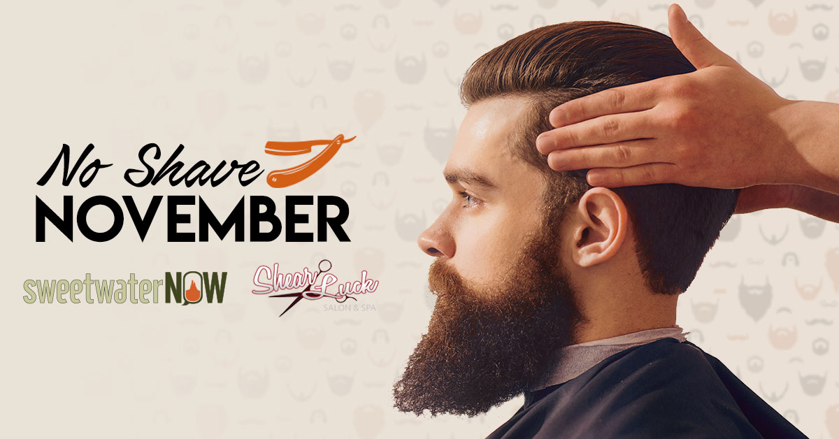 The Beard is Back: No-Shave November Contest 2017
