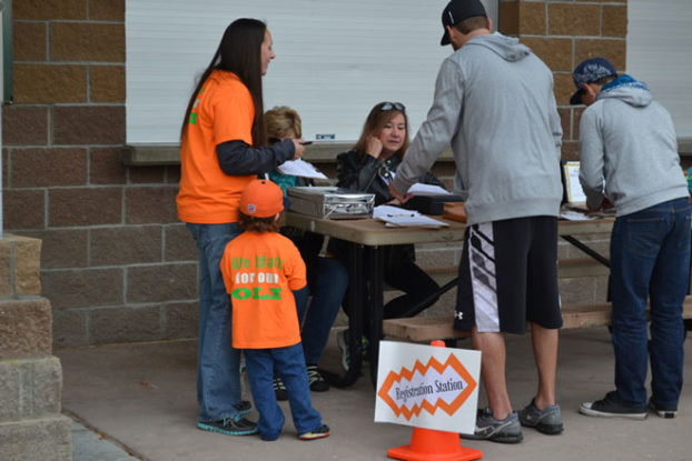 Kids Participate in Sum Run for Multiple Sclerosis Fundraiser