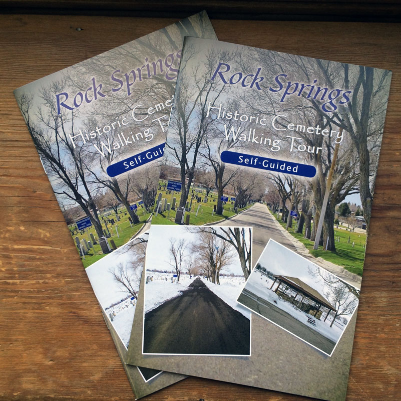 Rock Springs Cemetery Walking Tour Reception November 19