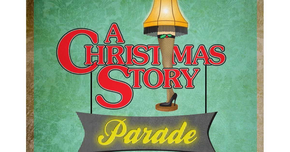 The 20th Annual Lighted Holiday Parade is Saturday, December 2