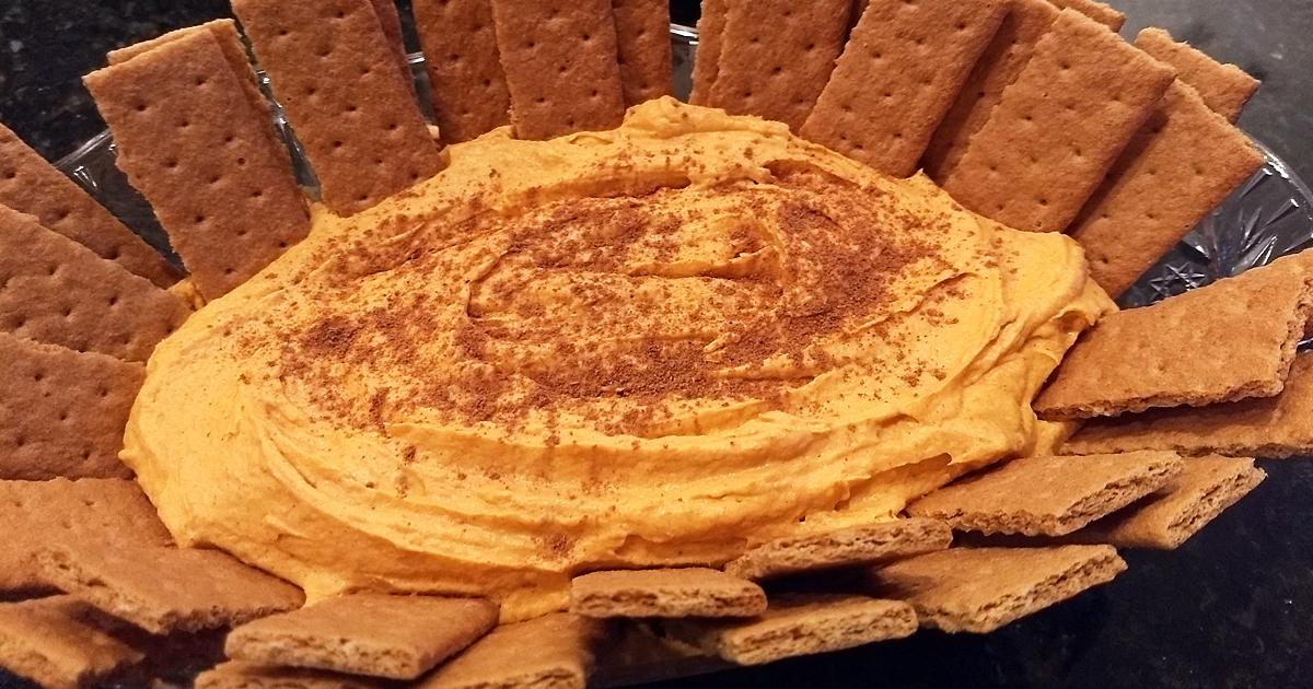 Staff Holiday Recipe: Pumpkin Pie Dip