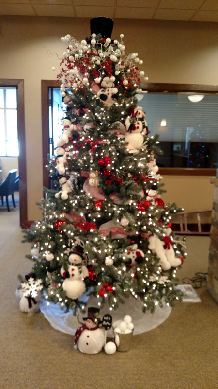 Festival Of Trees Kicks Off The Holiday Season