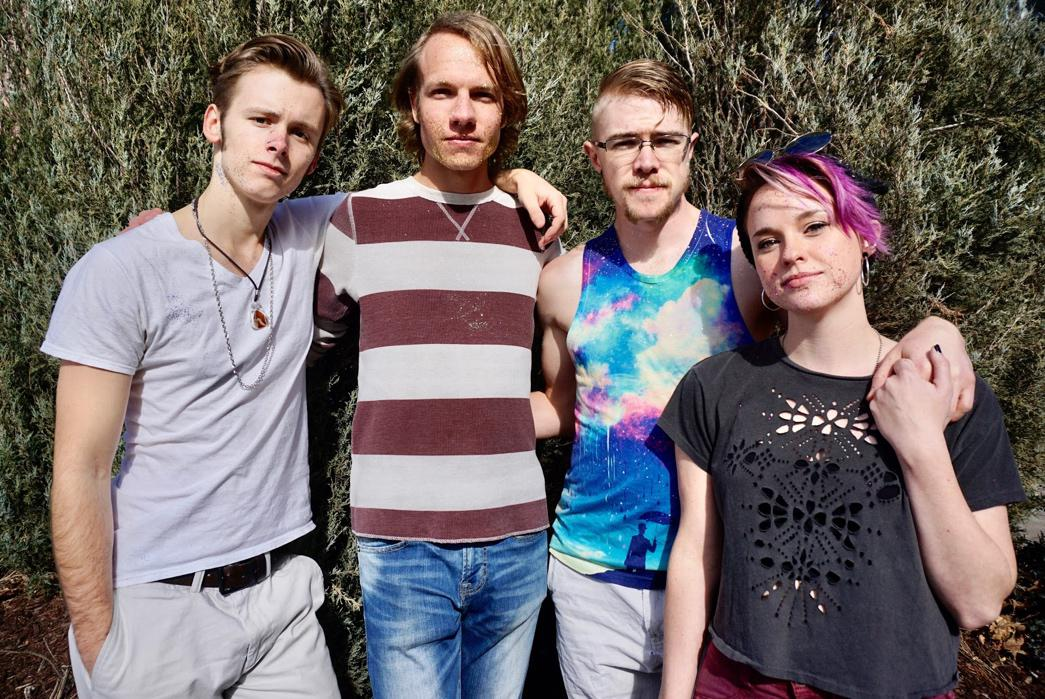Rock Springs Native's Band Set To Release Single