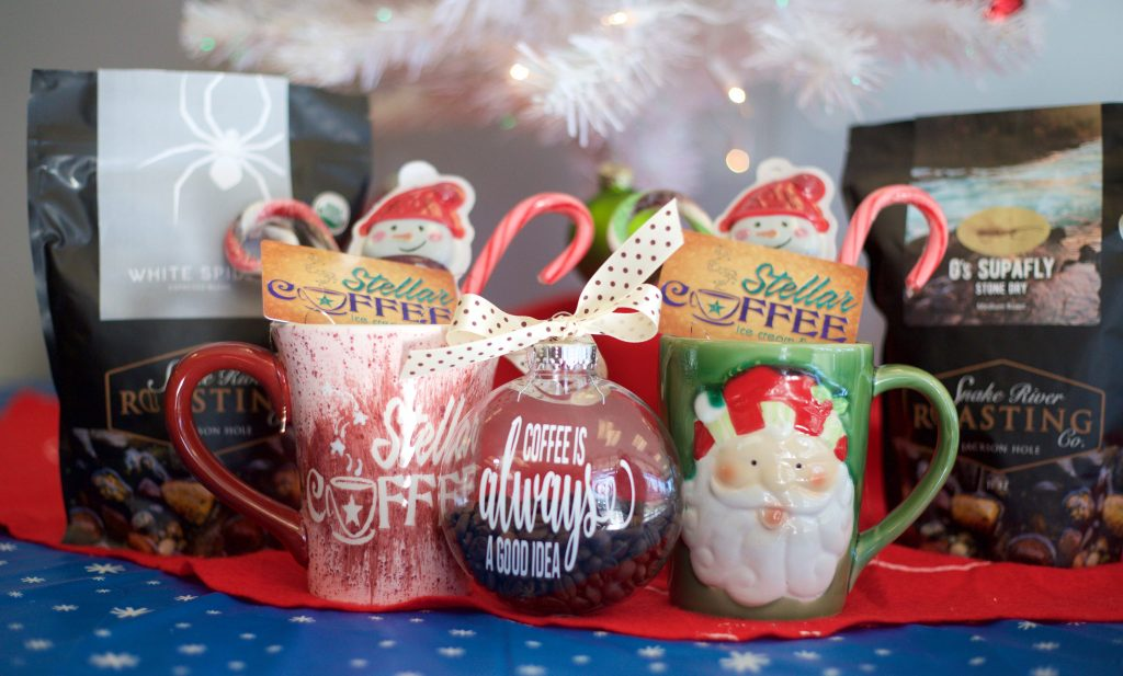 Don't Just Give Coffee This Holiday, Make It Stellar Coffee!