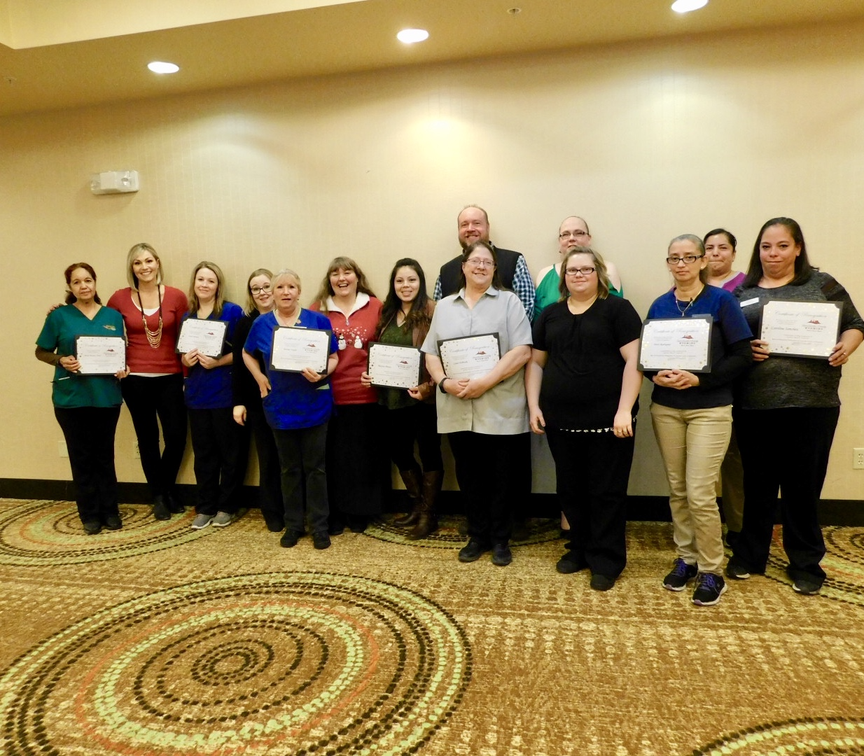 Sweetwater County Travel and Tourism Presents Summer and Fall Quarters 2017 R.E.A.C.H. Award Winners