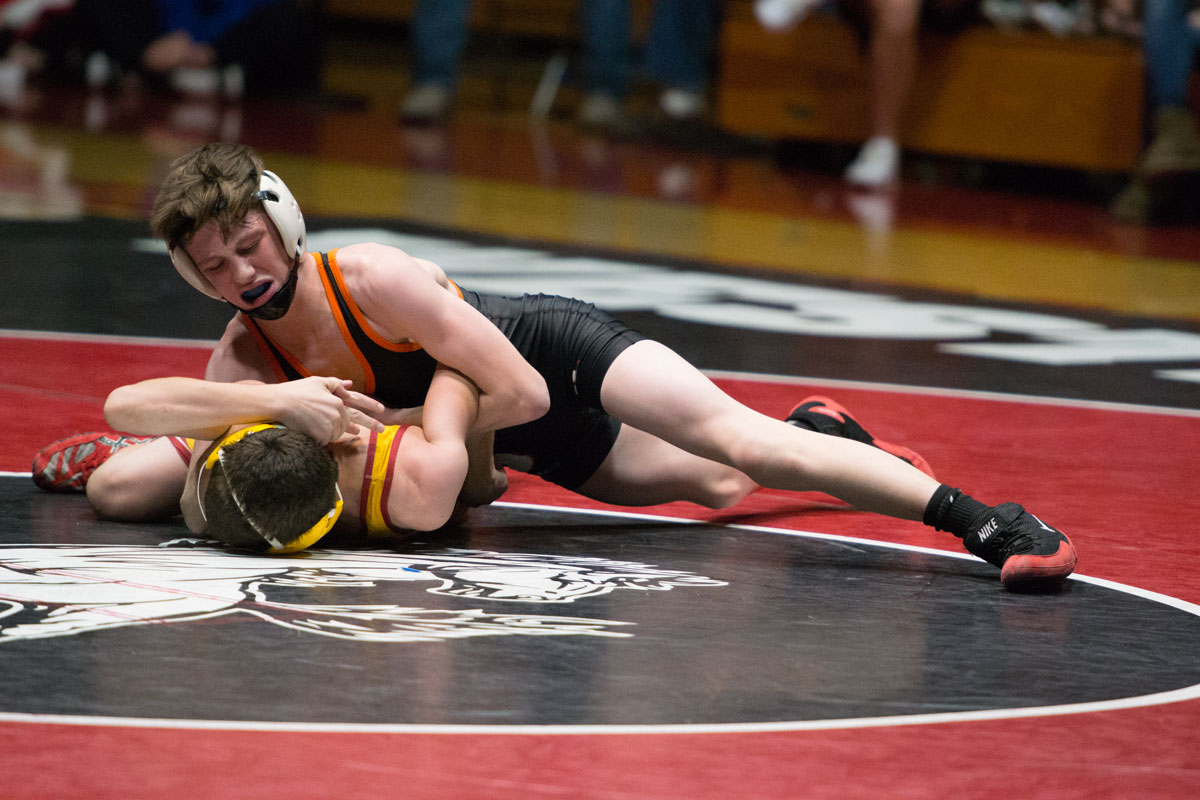 RSHS Wrestling Drops Hard Fought Dual Against Star Valley