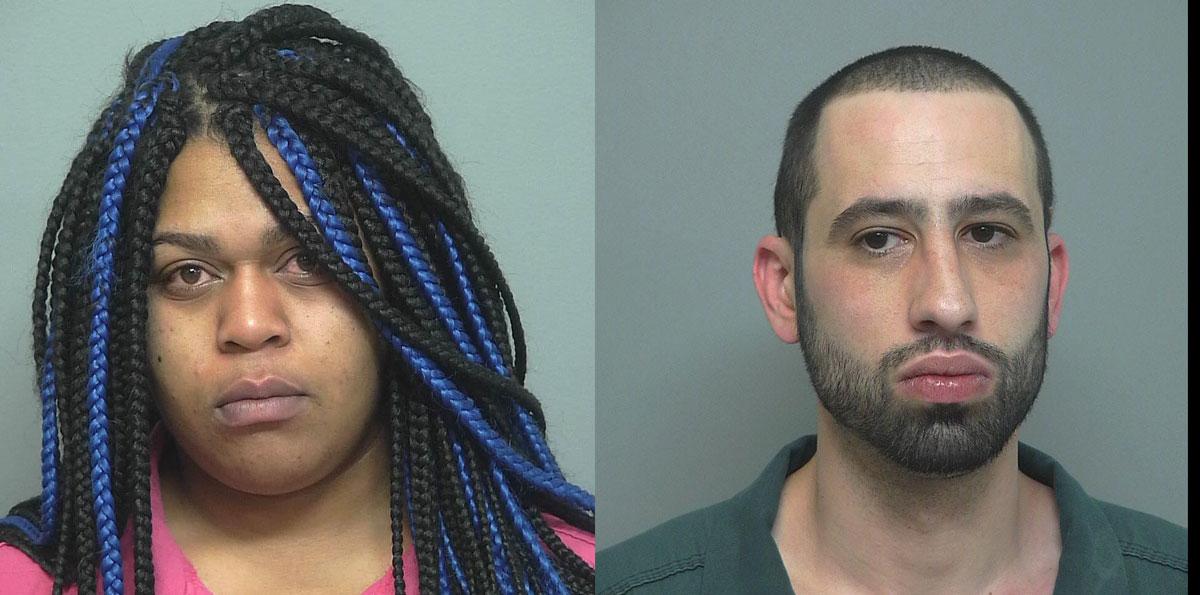 Couple Arrested With 100 Pounds Of Marijuana Near Wamsutter