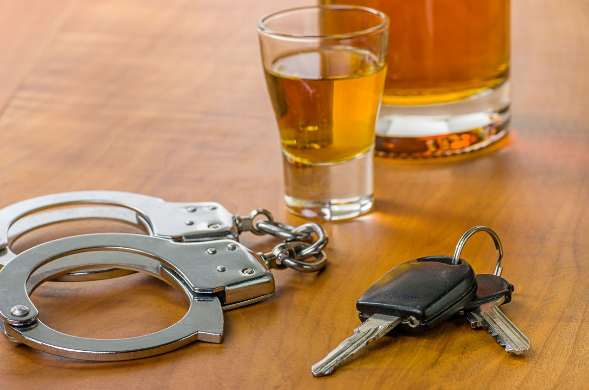 St. Patrick's Day DUI Crackdown Nets Three DWUI arrests