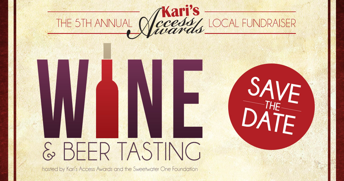 Kari's Access Awards Hosts 5th Annual Wine & Beer Tasting
