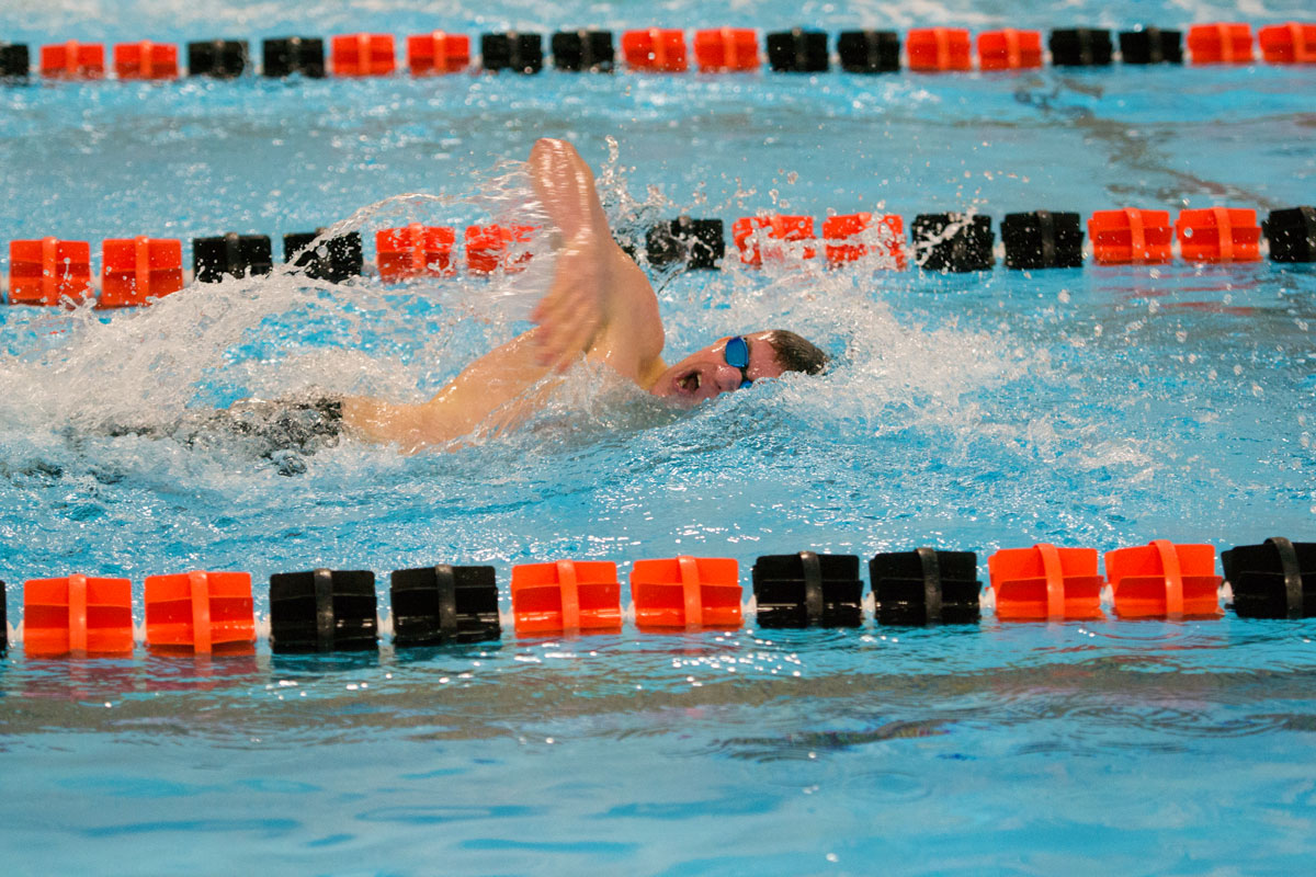 RSHS Swimming and Diving Compete in Lyman: State Rankings