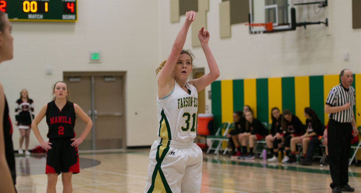 No. 5 Lady Pronghorns Drop Game to No. 3 Little Snake River, 52-42