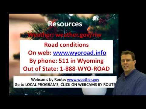 NWS Winter Weather Briefing