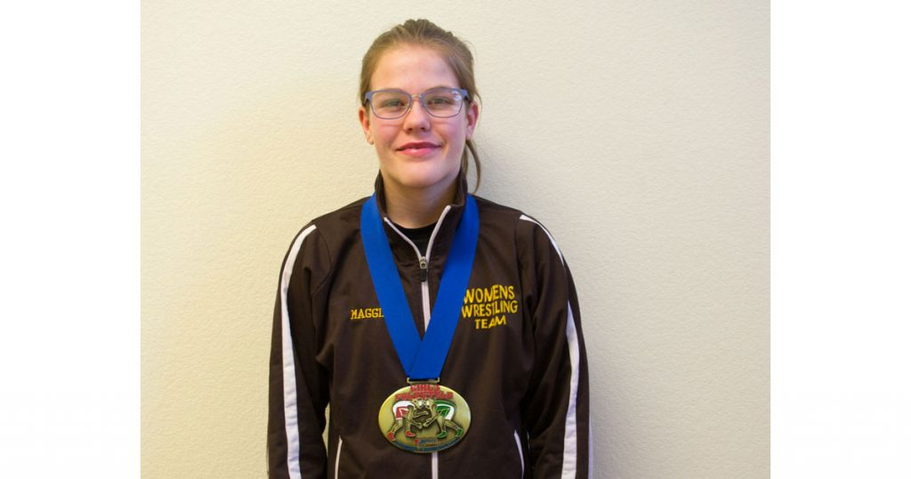 Local Girl Invited to Wrestle at International Tournament in Japan