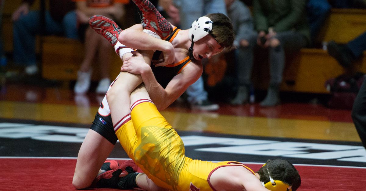 RSHS Wrestling Competes at Tiger-Grizz Invitational in Idaho