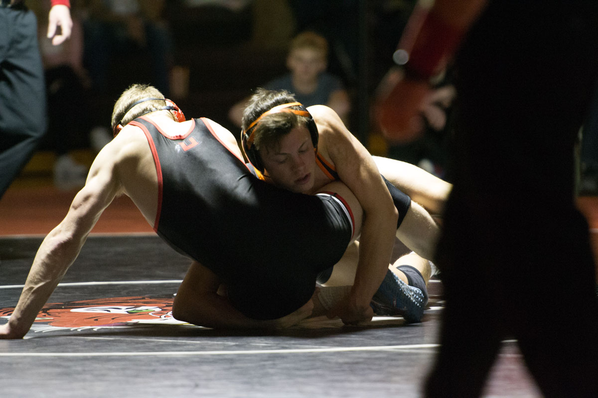 RSHS Wrestling to Compete at Thoman Tournament