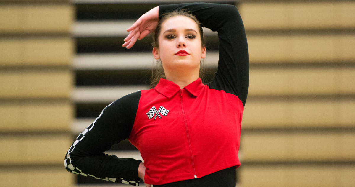PHOTOS: GRHS Dance Team Shows State Routines