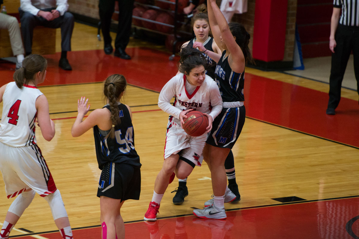 Lady Mustangs Drop Labor Night Game to Miles Community College 102-83