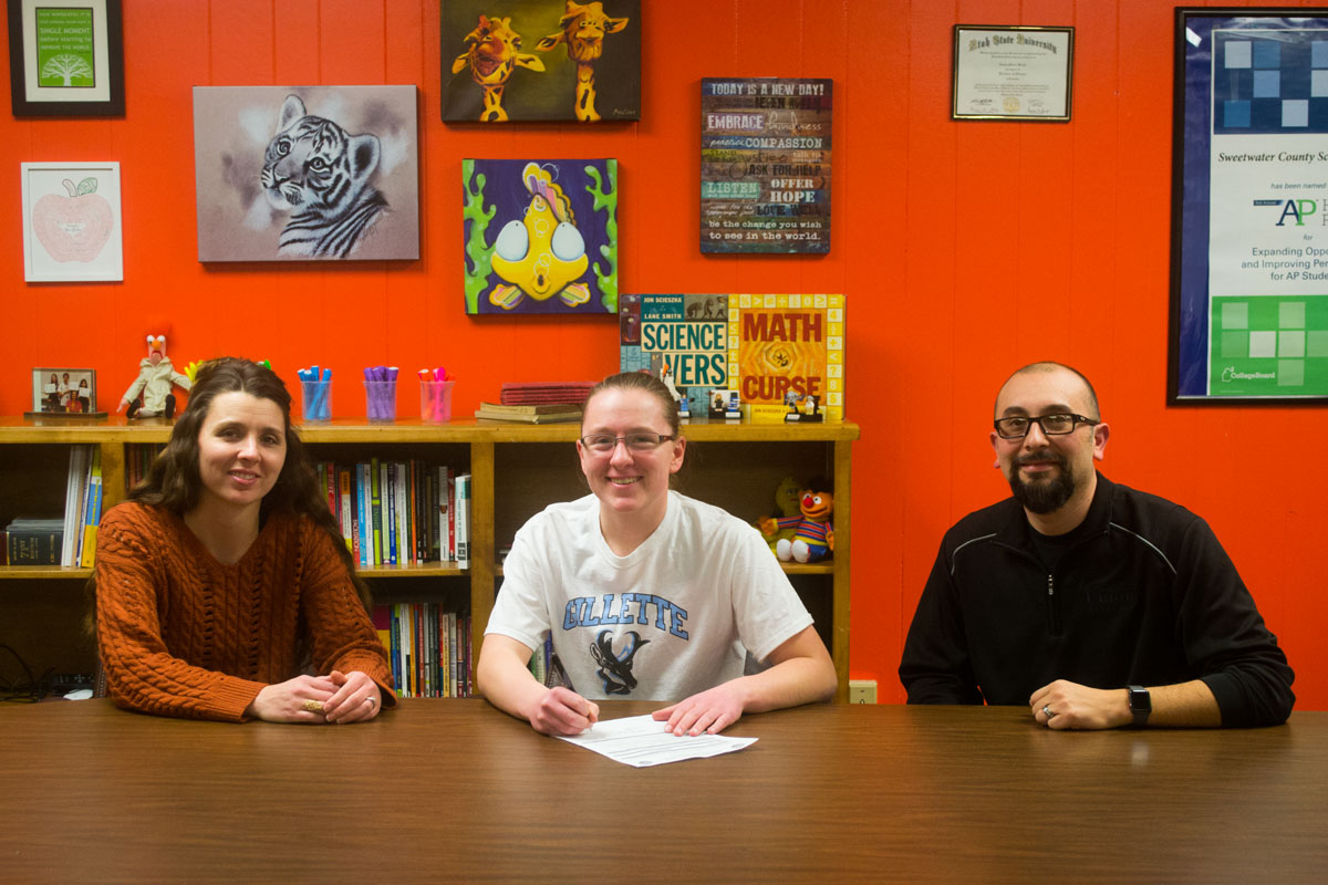 RSHS Student-Athlete Signs Letter of Intent to Play Soccer at Gillette College